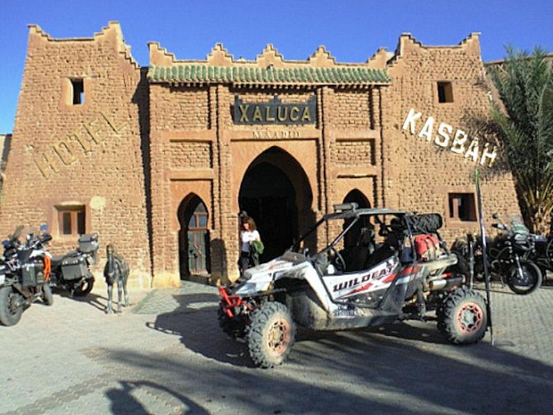 Raid Quad SSV au Maroc - excursio-2-catalunya.com