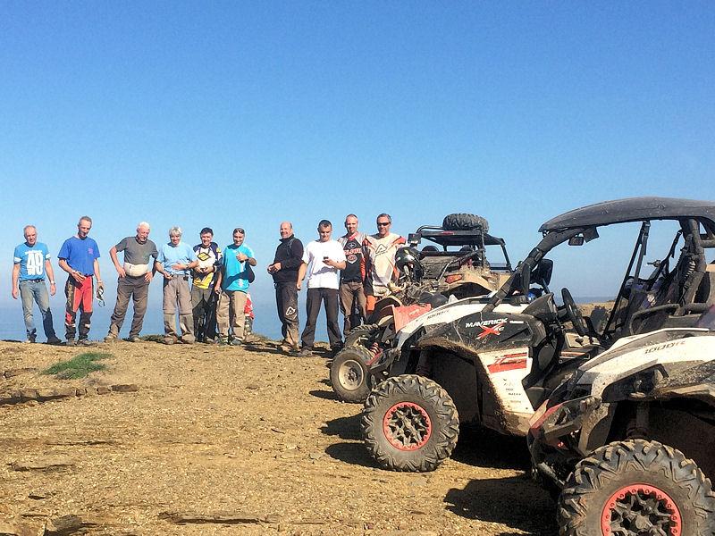 Raid Quad & SSV au Portugal - Excursio 2 Catalunya