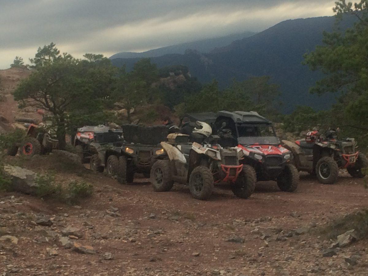 Raids Quad & SSV Andorre