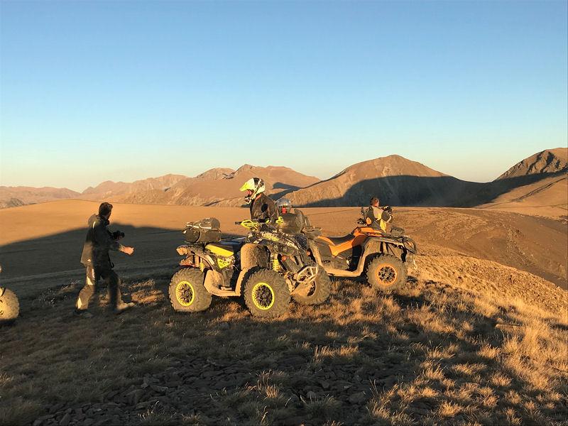 Raid Quad & SSV Andorre - Excursio 2 Catalunya