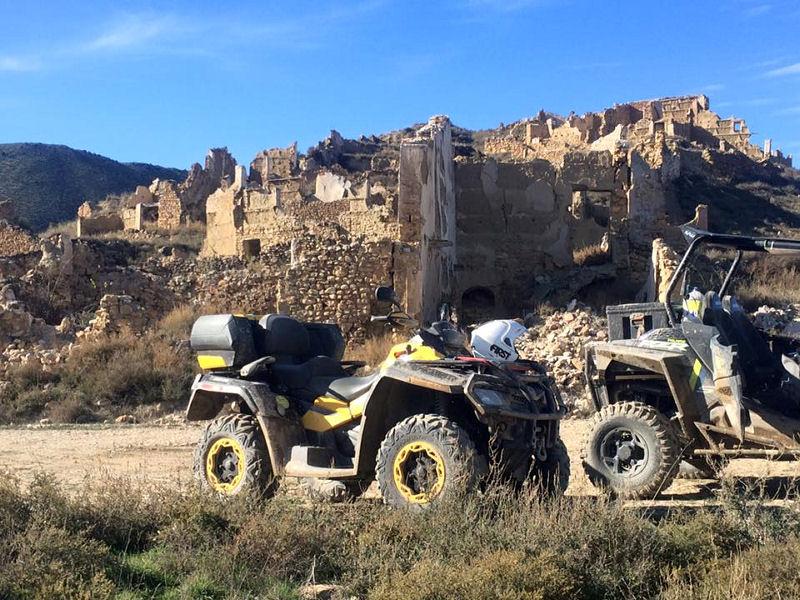 Raid Quad & SSV en Aragon - Excursio 2 Catalunya