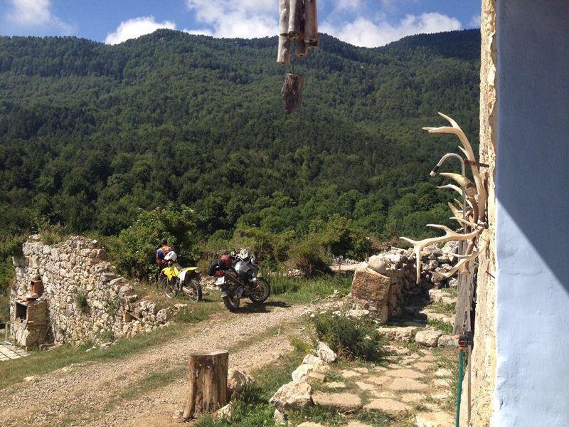 Raid moto off road les 2 mers - Excursio 2 Catalunya
