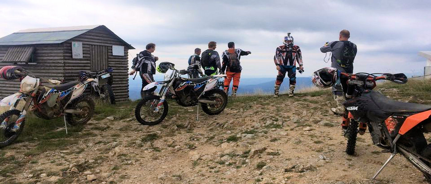 Week-end moto off road à Camprodon en Espagne - Excursio 2 Catalunya