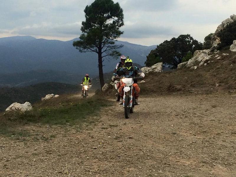 Rando Week-end Moto Off Road au Pedraforca en Espagne- Excursio 2 Catalunya