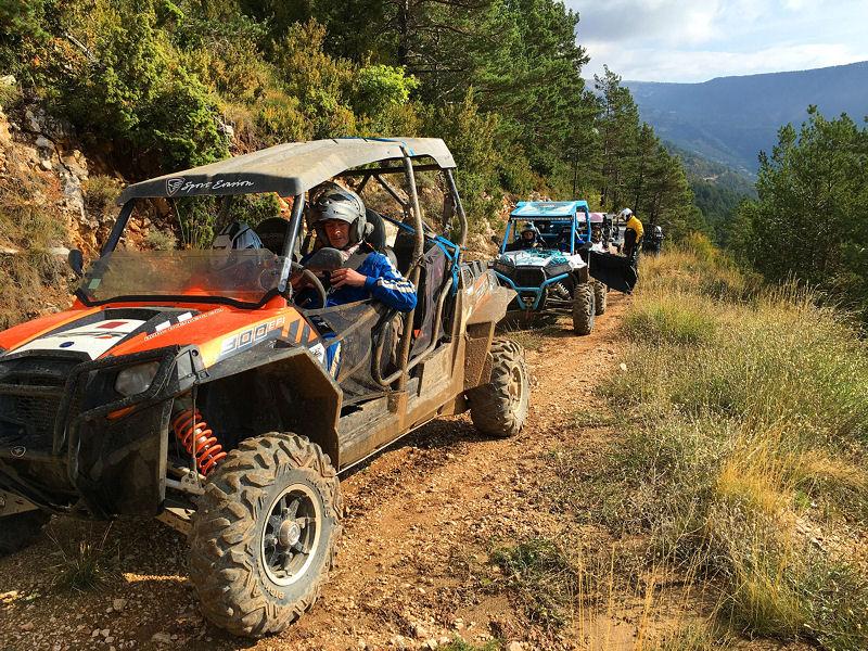 Week-end Quad & SSV à Camprodon en Espagne - Excursio 2 Catalunya