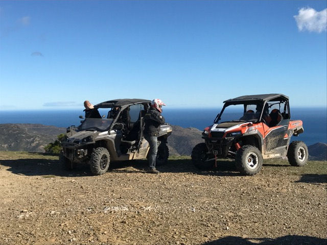 Week-end Quad & SSV Costa Brava en Espagne- Excursio 2 Catalunya