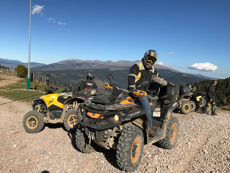 Week-end Quad & SSV au Pedraforca en Espagne- Excursio 2 Catalunya